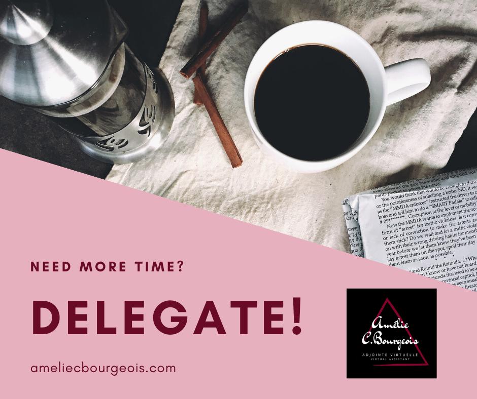 delegate virtual assistant